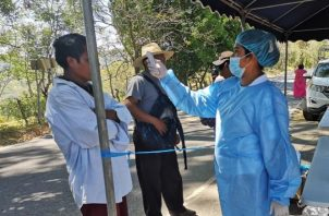 Bocas del Toro, fue una de las últimas provincias en registrar casos positivos de COVID-19 el pasado 3 de abril.. FOTO/MAYRA MADRID