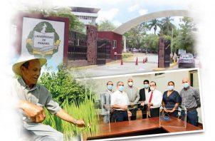 La Universidad de Panamá es la única en el país que gradúa ingenieros agrónomos  y ha formado al 90% de los profesionales de la salud del país. Foto: Epasa