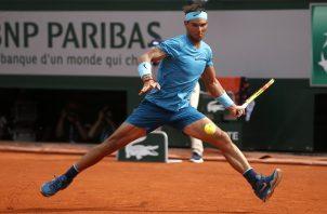 Rafael Nadal. Foto:AP