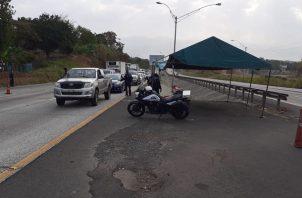 La mayor cifra de desacatos se registran en la ciudad capital y Panamá Oeste.