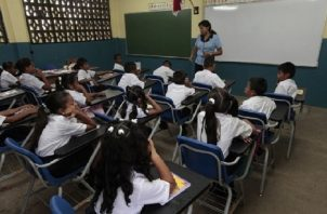 Un informe presentado por la UNESCO, destaca que estos cierres a nivel nacional están afectando a más del 91% de la población estudiantil del mundo. Foto: Archivo.