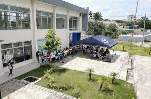La oficina abrirá en un horario de 8:00 a.m. a 12:00 m.d., informó el gerente general de la entidad, Gean Marc Córdoba.