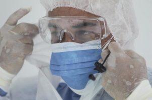 Colombia entró el 25 de marzo en una cuarentena obligatoria para contrarrestar el coronavirus, que fue prolongada por el presidente Iván Duque hasta el 27 de abril. FOTO/EFE