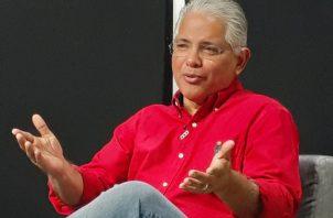 Según José Blandón se le está dando a la gente 80 mensual, que  no se está cubriendo ni la mitad de la canasta básica.