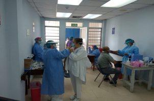 La letalidad de la enfermedad en Panamá se ubica en 2.6%, según el Minsa. Foto: Caja de Seguro Social.