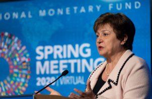 Hasta el momento, más de la mitad de los 189 Estados miembros del Fondo Monetario Internacional (FMI) han solicitado ya asistencia.
