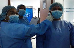 Se han identificado sitios como comedores, en los cuales, los trabajadores de la salud pudieron haberse contagiado de coronavirus.