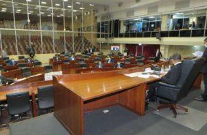 La Asamblea se encuentra en sus 2 últimas semanas de sesiones. Foto: Cortesía