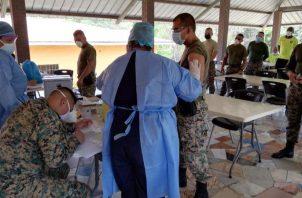 Se han aplicado estas vacunas por la cercanía a las fronteras, FOTO/dIOMEDES sÁNCHEZ