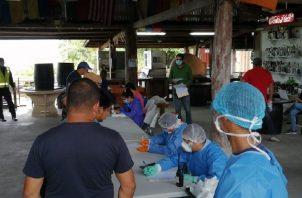 Minsa ordenó la paralización temporal de las actividades de Cobre Panamá el 6 de abril.
