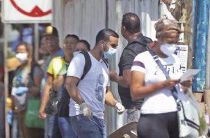 Panamá lleva más de un mes de cuarentena total debido a la pandemia del COVID-19.