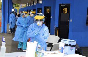 De total de funcionarios de la CSS contagiados con COVID-19, las enfermeras son las más afectadas con 21.
