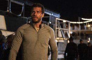 """Producciones costosas serán un sello distintivo de las cintas de Quibi. Liam Hemsworth en """"El Juego Más Peligroso"""". Foto / Quibi."""
