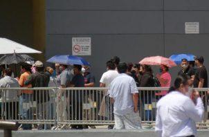 Los hospitales en Tijuana ya están saturados. FOTO/EFE