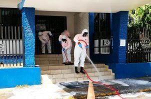 Panamá alcanza 6,021 casos de COVID-19.