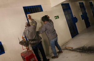 Medidas drásticas en El Salvador contra el pandillerismo. Foto/Cortesía