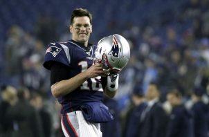 Tom Brady firmó un contrato con Tampa por dos años. Foto: AP