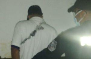 Guillermo Saavedra Escobar, está detenido por el presunto delito contra el patrimonio económico.