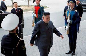 """La oposición también se unió a las preguntas sobre el tema al plantear la posibilidad de que, en el caso de que Kim falleciera, se produjera un vacío de poder en Corea del Norte, algo sobre lo que Chiu aseguró que la inteligencia taiwanesa está """"preparada"""" para esa eventualidad."""