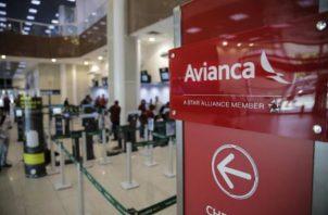 Avianca emitió un comunicado sobre el inicio de operaciones. EFE
