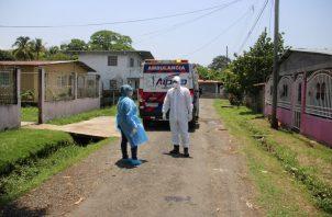 En la comunidad de Koskuna se confirman 100 casos positivos de coronavirus.