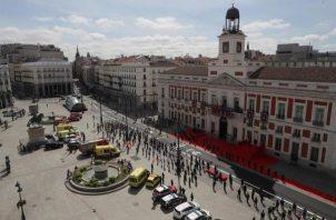 Si espera que para junio todo regrese a la normalidad para los españoles. FOTO/EFE