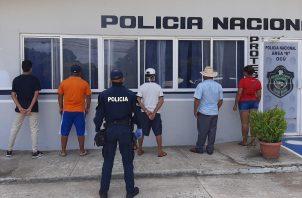 En el mes de mayor, el reporte más reciente de las autoridades es el del feriado del 1 de mayo, donde hubo unas 29 detenciones, en el grupo habían tres féminas. Foto/Thays Domínguez