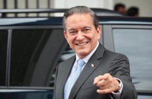 Laurentino Cortizo envió este lunes un mensaje a la nación.