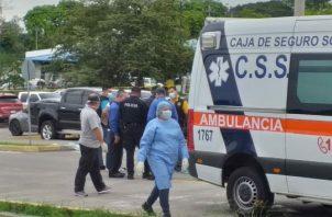 El doctor Carlos Villareal fue atacado a tiros en las inmediaciones del estacionamiento del Rafael Hernández Foto/Mayra Madrid