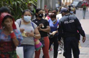 Desde el pasado 25 de marzo rige en Panamá una cuarentena total indefinida que ha comenzado a relejarse. Archivo