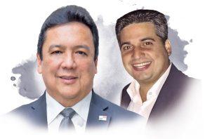 Eduardo Ulloa y Raúl Sandoval.