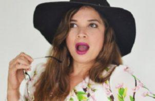 Mairel Bermúdez, intérpreta a CArla. Foto: Cortesía/StandLocos