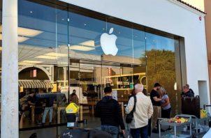 Apple ya reabrió algunas tiendas en países como Corea del Sur, Australia y Alemania,