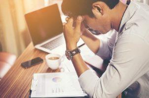 Bajo estrés una persona se le dificultará concentrarse y afectará la productividad. Pixabay