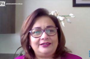 Brenda Piití, Directora Ejecutiva de IPER.