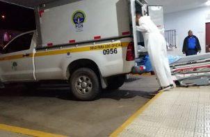Las autoridades investigan si este hecho de sangre está vinculado a otro ocurrido en la ciudad capital.