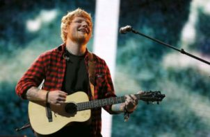 Ed Sheeran. Instagram