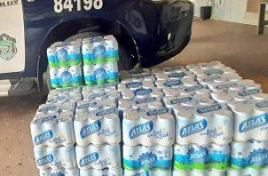 Durante la Ley Seca se detectó el contrabando de licor.