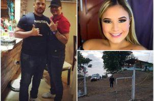 Jaime y Jesús Chambers Barahona, junto con Alanis Massiel Mendoza, fueron asesinados en Tres Quebradas, Los Santos.