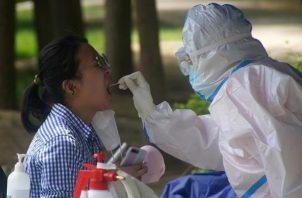 El presidente chino, Xi Jinping, ofreció $2,000 millones para apoyar a los países afectados por la pandemia de COVID-19, en particular a las naciones más pobres. FOTO/RFR