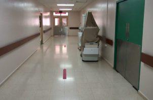 En el Hospital Nicolás Solano se encuentran 45 pacientes hospitalizados por COVID 19