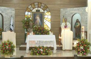 Las iglesias podrían reabrir en las próximas semanas.