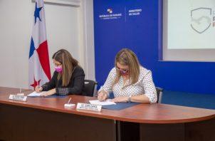 La ministra de Trabajo, Doris Zapata destacó que cerca de mil empresas en el país ya han implementado comités. Foto/Cortesía