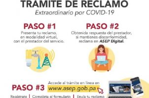 Para el administrador general de esta entidad, Armando Fuentes Rodríguez, se han realizados todos los esfuerzos para lograr atender de manera virtual a todos los clientes.