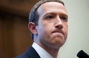 El presidente y CEO de Facebook, Mark Zuckerberg.
