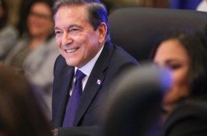 El presidente Laurentino Cortizo se ha comprometido a llamar a un diálogo nacional para abordar la crisis a la Caja de Seguro Social y la crisis económica generada por la pandemia de COVID-19.