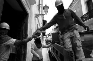 Se busca prioritariamente recuperar los empleos de los trabajadores en paro y así dinamizar la economía. Sectores claves serían el de la construcción y las Pymes. Foto: EFE