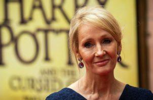 J. K. Rowling. Archivo