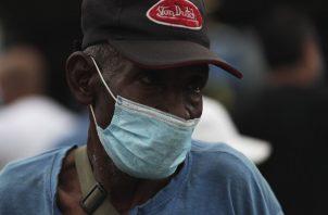 Para este jueves no se reportaron pacientes recuperados clínicamente en Panamá, por lo que la cifra se mantiene en 7.379. Foto EFE