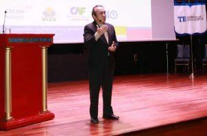 Felipe Rodríguez, presidente de (CECOM-RO). Cortesía